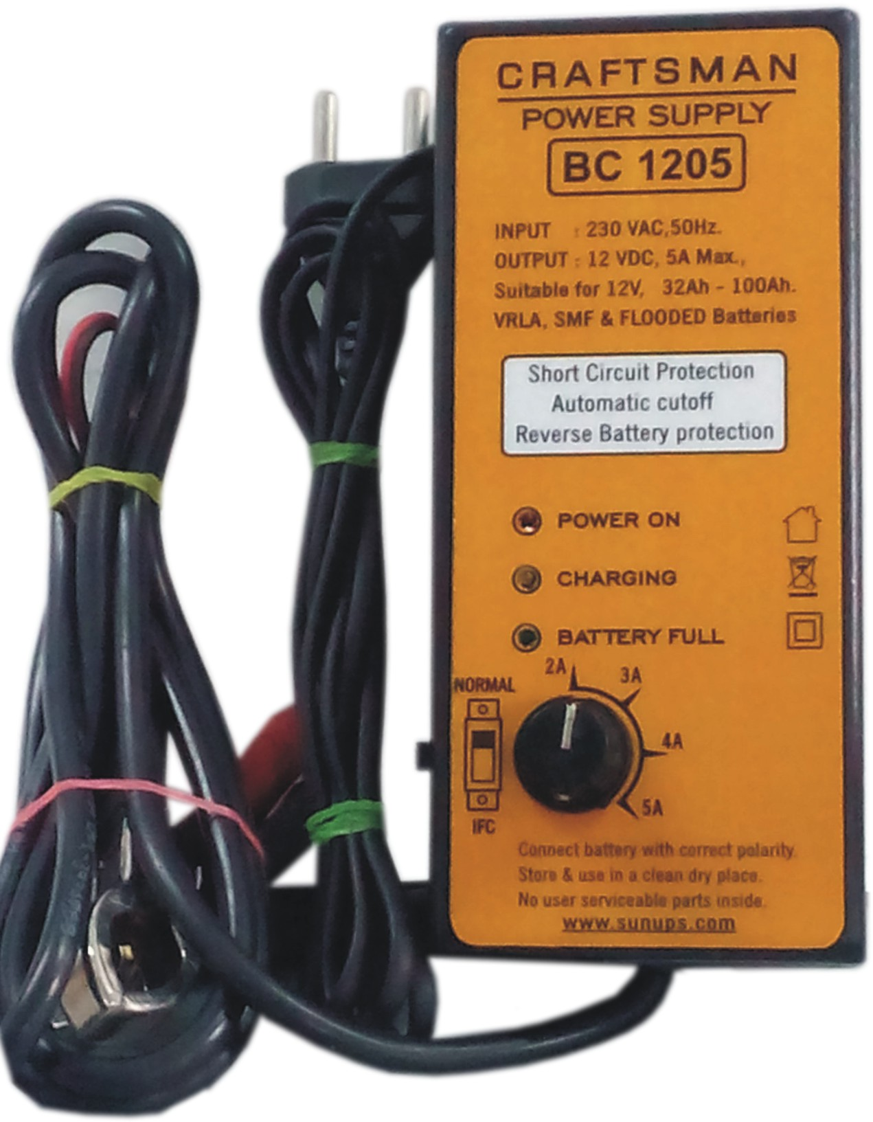 Smps Battery Charger 12v 24v 36v 48v 60w Craftsmans Electric Short Circuit Protection To Your Power Supply S